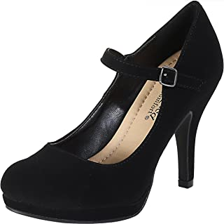 mary jane shoes high heels