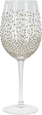 Sunny by Sue SBS126 Wine Glass