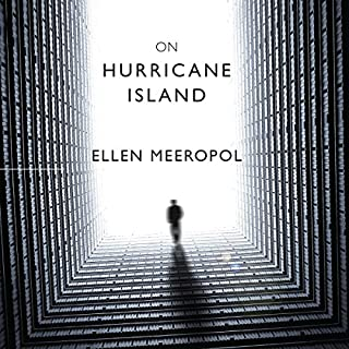 On Hurricane Island audiobook cover art