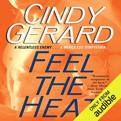 Feel the Heat audiobook cover art