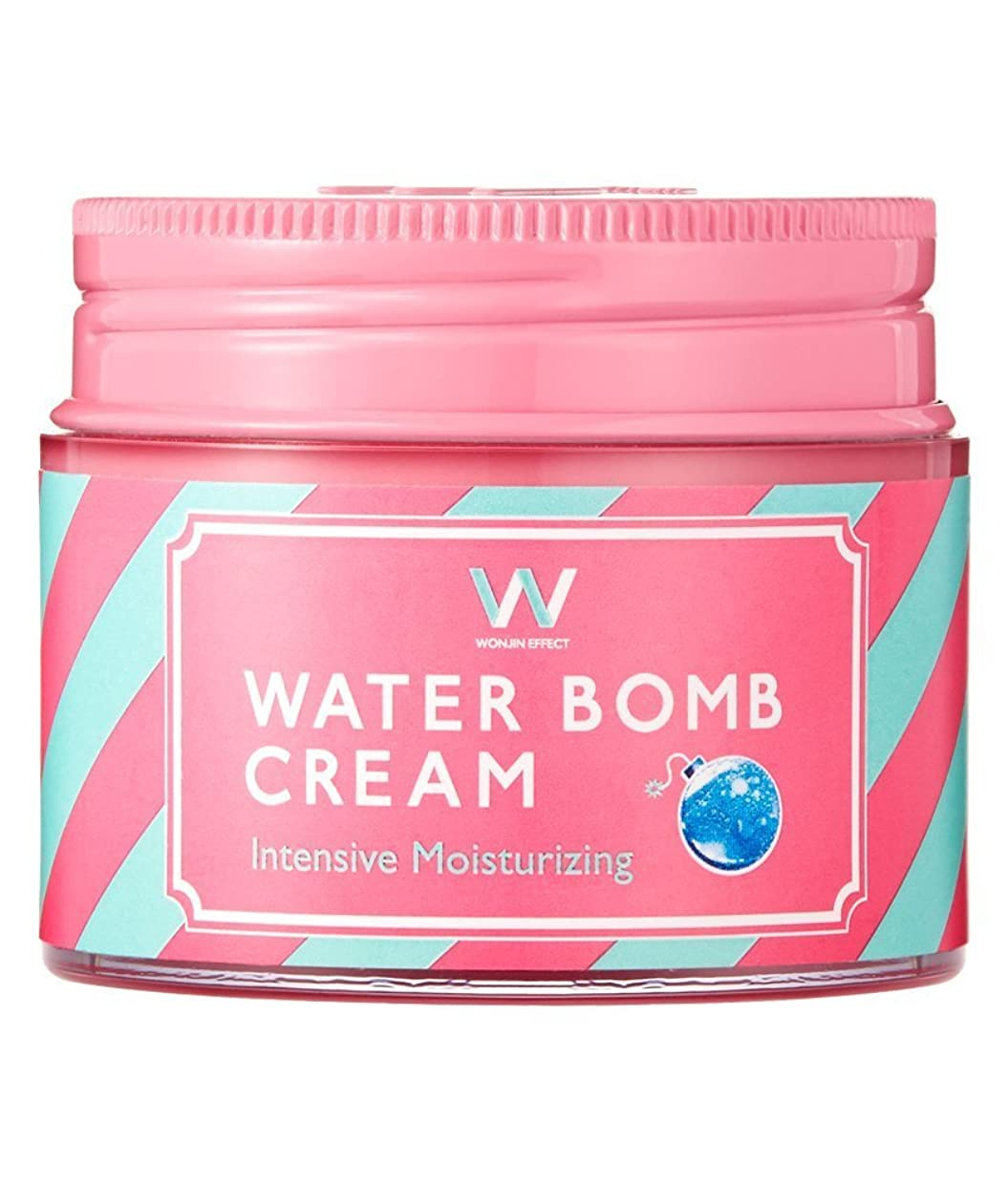 フィクションペストかもしれないWONJIN EFFECT ウォンジンエフェクト水爆弾クリーム/ウォーターボムクリーム [Water Bomb Cream] - 50ml, 1.69 fl. oz.