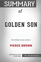 Summary of Golden Son: Red Rising Saga, Book 2 by Pierce Brown: Conversation Starters