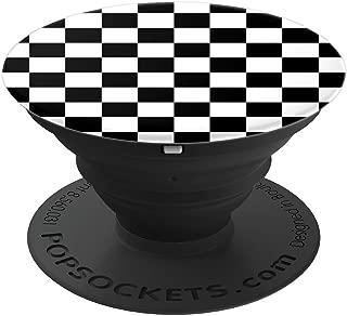 Checkerboard Black and White   Check Pattern / Checkered