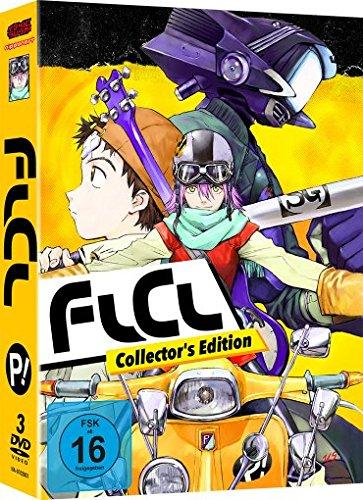 FLCL/Furi Kuri - Gesamtausgabe (3 DVDs)