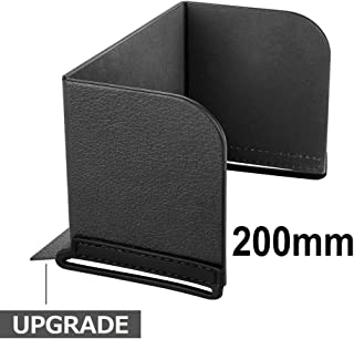 Monitor Sun Hood Sunshade Compatible for Phones iPads Tablets on Remote Controller for DJI Spark/Mavic/Phantom/Inspire/OSMO (200mm)
