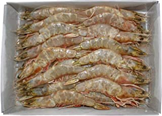 Hen Tick Ang Kar Prawn with Head and Shell On, 1 kg- Frozen