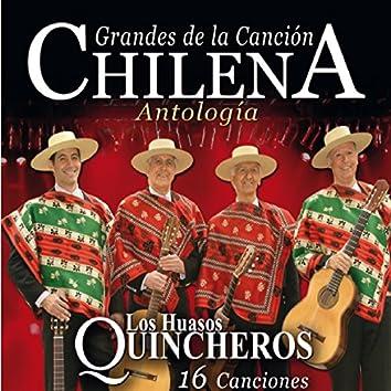 Grandes de la Canción Chilena Antología