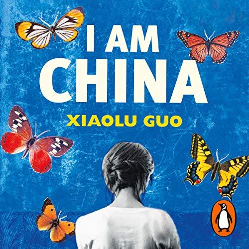 I Am China audiobook cover art