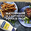 Best Foods Real Mayonnaise For a Rich Creamy Condiment for Sandwiches and Simple Meals Real Mayo Squeeze Bottle Gluten Free, Made With 100% Cage-Free Eggs 20 oz 3 Ct #4