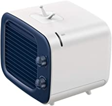 JULABO Durable Ventilateur de Bureau Climatisation Petit Ventilateur USB Dortoir de Bureau Portable Mini Ventilateur de Re...