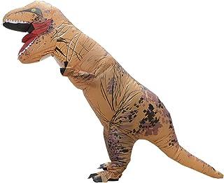 2c14b3951ecf LaoZan T-Rex Costume gonfiabile Costume di Halloween per Adulti