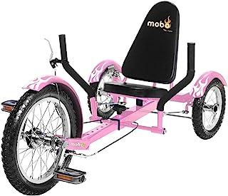 Mobo Triton Pedal Go Kart Trike. Kids 3-Wheel Bike. Youth Cruiser Tricycle
