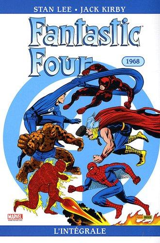 Fantastic Four: L'intégrale 1968 (T07)