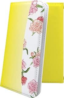 REGZA Phone T-01C ケース 手帳型 カーネーション カーネイション 花柄 花 フラワー レグザフォン レグザ ケース 手帳型ケース おしゃれ regzaphone t01c ケース 女の子 女子 女性 レディース 10293-0desxf-10001322-regzaphone t01c