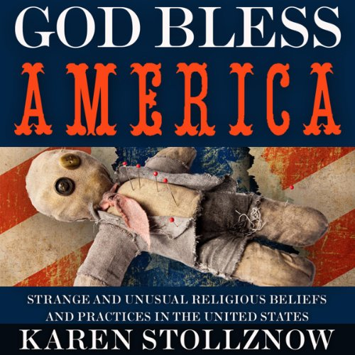 God Bless America audiobook cover art