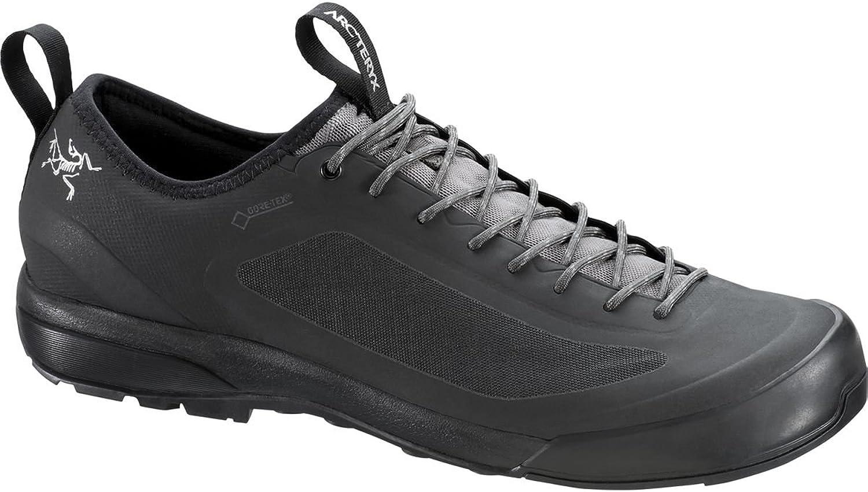 Arc'teryx Acrux SL GTX Schuhe schwarz-Stone UK 7.5