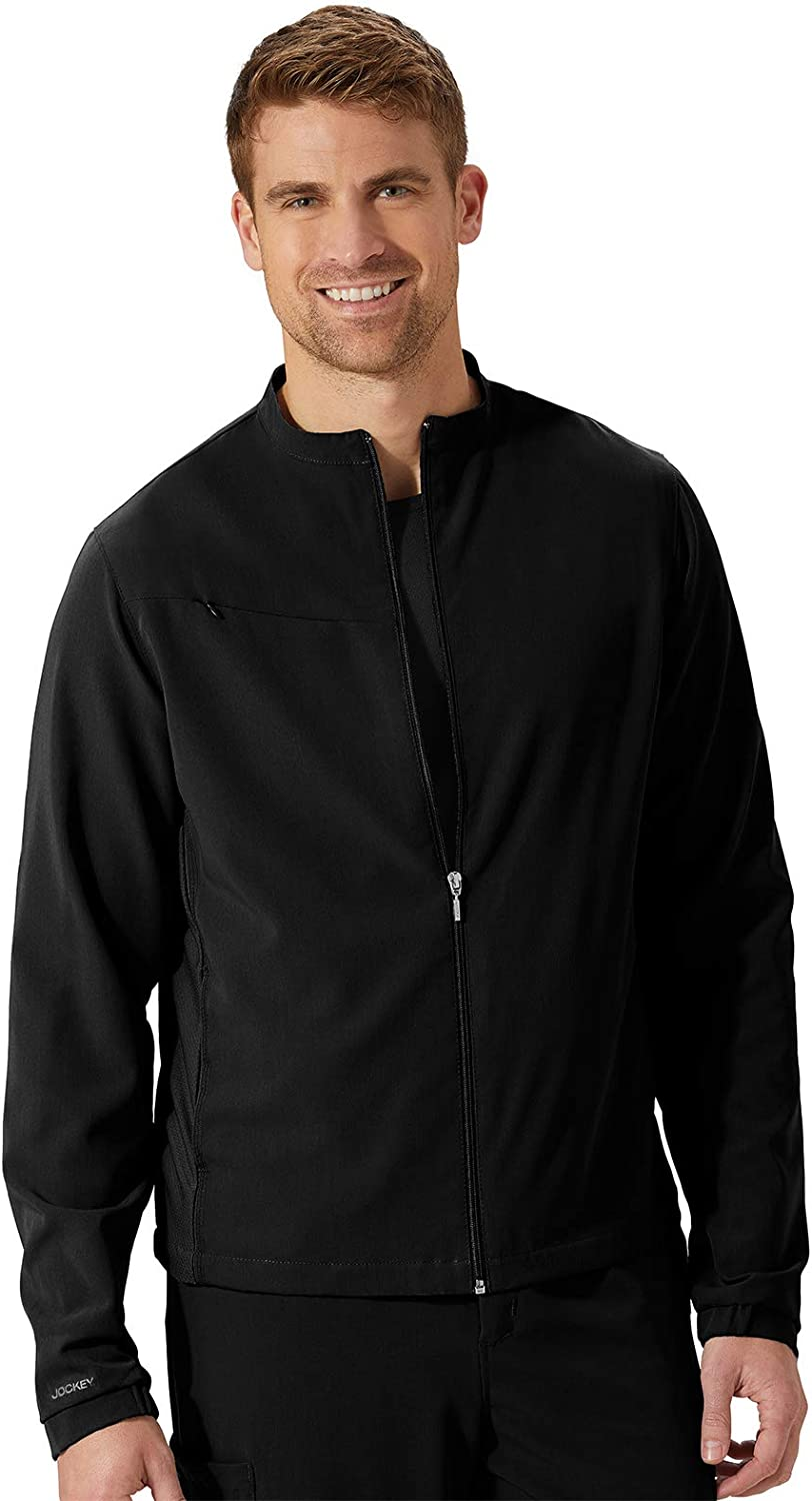Purchase Free shipping anywhere in the nation Jockey Scrubs Unisex 2477 Jacket