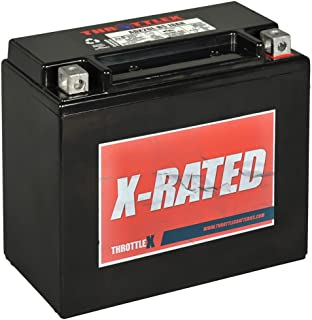ADX20L-BS - AGM Replacement Power Sport Battery