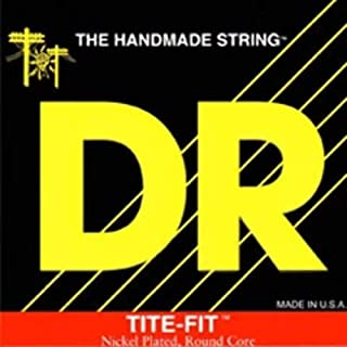 DR Strings Tite Fit Electric Round Core 9. 5-44