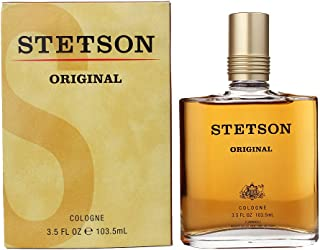 Stetson By Coty For Men. Cologne Splash 3.5 Oz.