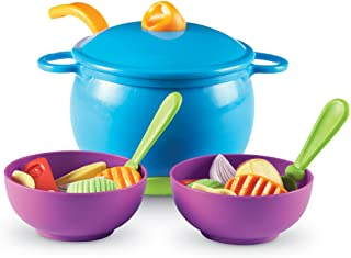 """Learning Resources New Sprouts Soup's On!, 23 Pieces,Multicolor,5"""""""