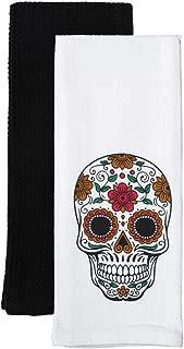 Best sugar skull kitchen towels Reviews