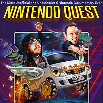 Nintendo Quest (Official 8-bit Soundtrack)
