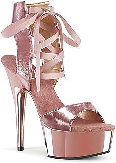 Pleaser Women`s Delight-600-14 Sandal