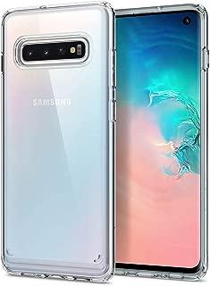 Capa Galaxy S10 Ultra Hybrid Spigen Crystal, Spigen, Capa Anti-Impacto, Tranparente