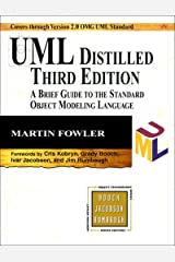 UML Distilled: A Brief Guide to the Standard Object Modeling Language (Addison-Wesley Object Technology Series) Kindle Edition