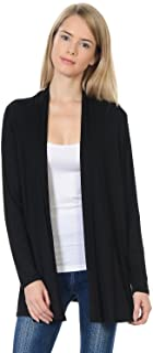Pastel by Vivienne Women's Long Sleeve Jersey Cardigan...
