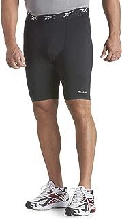 Reebok Big and Tall Play Dry Base Layer Shorts