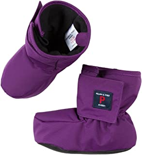 POLARN O. PYRET OUTDOOR INSULATED PUFFER BOOTIES (BABY)