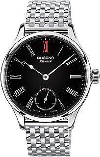 Dugena - Reloj de Pulsera para Hombre Epsilon 3 Analog Cuerda Manual Acero Inoxidable 7090057
