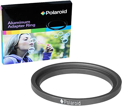 wholesale Polaroid discount Step-Up Aluminum Adapter online sale Ring 46mm Lens To 58mm Filter Size outlet sale