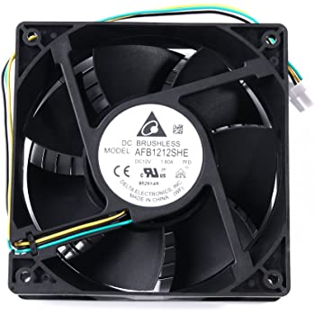 Replacement for Parts-FAN4.5 4.5 INCH Fan 105 CFM 110V Finger Guard 6 FEET AC Cord with CONNECTORS.