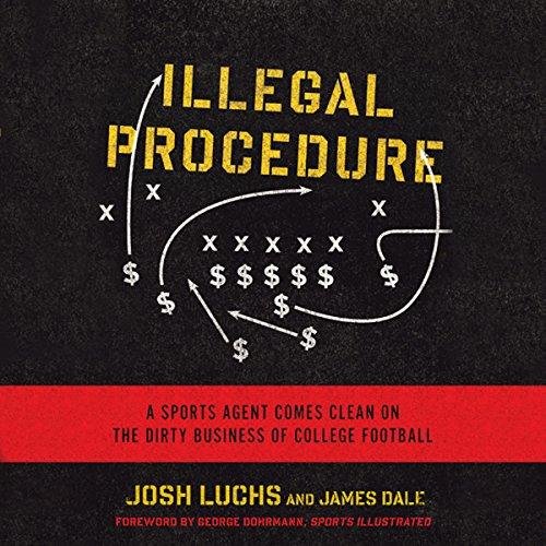 Illegal Procedure audiobook cover art