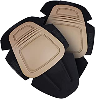 IDOGEAR Tactical Knee Pads G3 Pants Protective Pads for Military Airsoft Hunting Pants