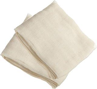 FOGAWA 2 Pcs Paño de Queso Cucina Telas Filtrantes de Algod