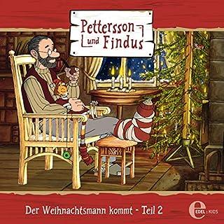 Der Weihnachtsmann kommt, Teil 2     Pettersson und Findus 8              Autor:                                                                                                                                 Sven Nordqvist                               Sprecher:                                                                                                                                 Reinhart von Stolzmann                      Spieldauer: 54 Min.     Noch nicht bewertet     Gesamt 0,0