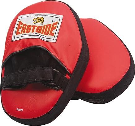 Creativeminds UK gestanden PREMIER PREMIER PREMIER Boxen MMA Punch Curved Kick Thai Focus Pads Haken & Jab Pad B07D1PQ8QH     | Genialität  013abf