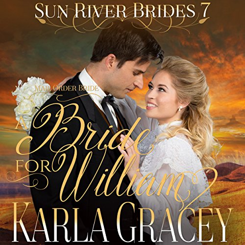 A Bride for William audiobook cover art