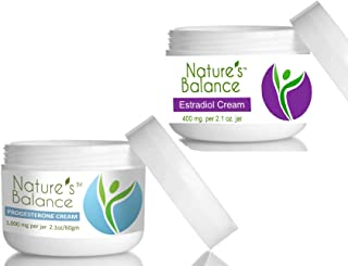 Bio-Identical Estradiol and Progesterone Cream. Fragrance Free. Free from Toxic, Cancer Causing petrochemicals.