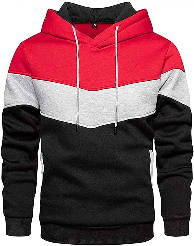 Hoodies for Men Autumn Winter Hoodie Sweatshirt Pullover Tops Long Sleeved Comfortable Men's Fashion Hoodies & Sweatshirts