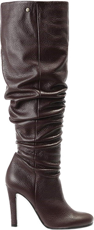 Badura Damen Leder Winterstiefel in der brauner brauner Farbe HW 2018 Kolektion  Großhandel billig und von hoher Qualität