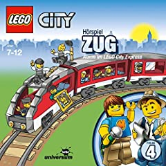 Zug - Alarm im Lego City Express