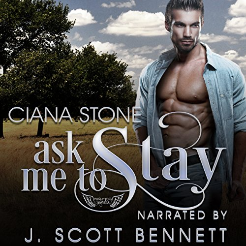 Ask Me to Stay cover art