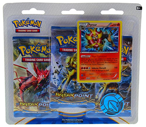 Pokemon Blister Pack, XY Breakpoint Pyroar