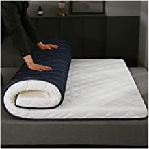 Mattress Tatami Mat Anti-Skid Thickening Mattress Bedroom Furniture Student Dormitory Bed Mat 6 cm Thickness,B,90x190cm