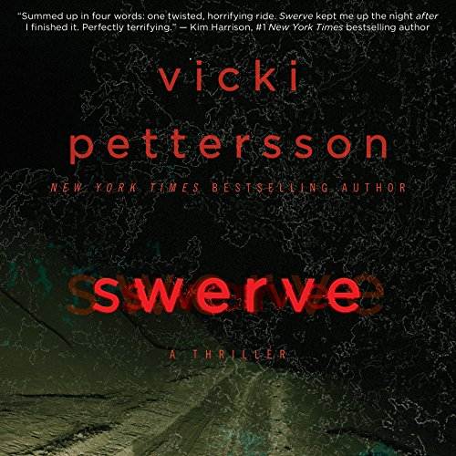 Swerve audiobook cover art